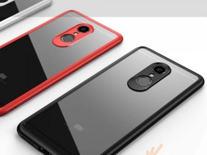 Чохол Xiaomi 5 Plus