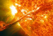 Вчені: на Сонці стався найпотужніший за три роки спалах