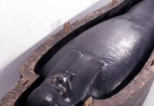 Розкрито таємницю чорного «слизу» з давньоєгипетських гробниць